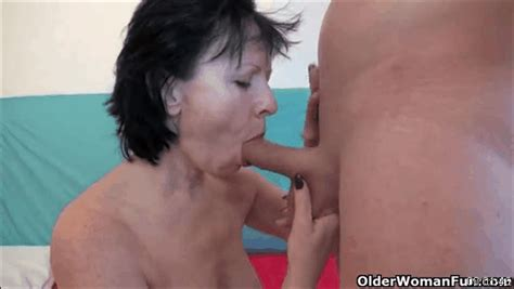 Old Female Perversion Hungry Granny Holes Need Young Cock