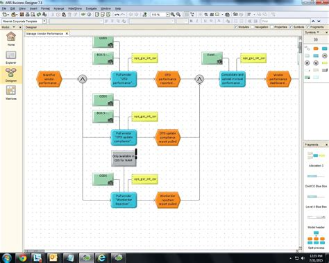 process map exporting aris bpm community