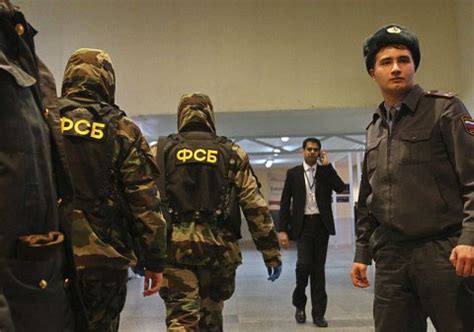 FSB detains American on spy charges