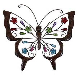 Butterfly Wall Decor Target by Wall Design Ideas Outdoor Metal Butterfly Wall