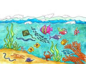 Ocean Fish Clip Art