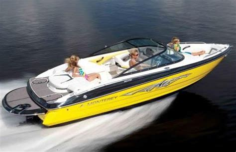 Monterey Boats Dealer Miami by 2012 Used Monterey 204fsx Runabout Boat For Sale 37 500