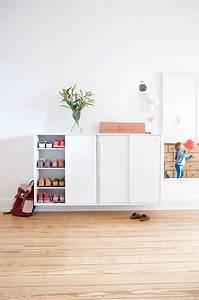 Ikea Hacks Flur : mackap r ein schuhschrank bringt ordnung ins chaos und den altbauflur pinkepank blog ~ Orissabook.com Haus und Dekorationen