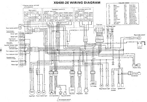 Motorcycle Wiring Diagrams Evan Fell Works