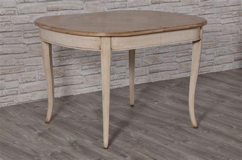 tavoli per sale da pranzo tavolo ovalino allungabile realizzato a mano per
