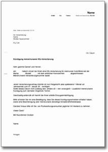 Maklervertrag Kündigen Und Verkauf An Interessent : k ndigung kfz haftpflichtversicherung ch musterbrief download ~ Markanthonyermac.com Haus und Dekorationen
