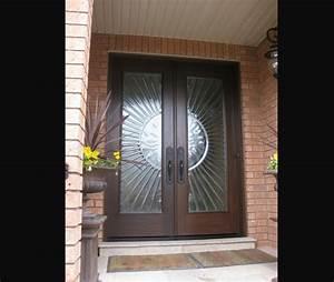 Exterior doors double entry doors amberwood doors inc for Exterior double entry doors