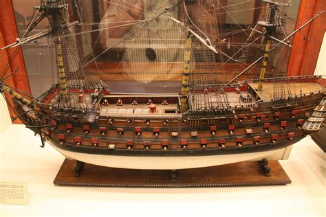 model   real carlos  museo naval madrid