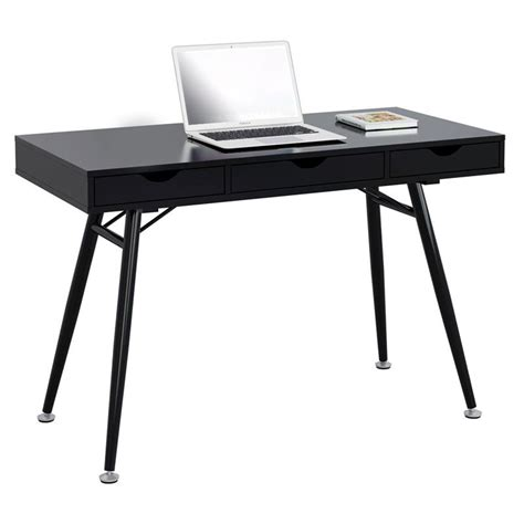 sixbros bureau informatique sixbros bureau informatique meuble de bureau noir ct