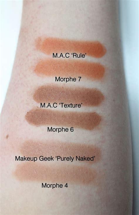 morphe  palette dupes makeup dupes morphe  morphe