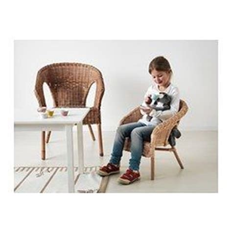 armchairs ikea and children on