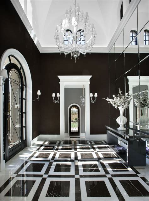 black and white home interior 114 best images about luxe black and white on