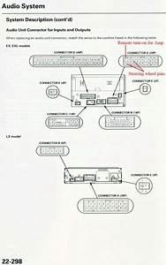 Honda Crv Stereo Wiring Harness