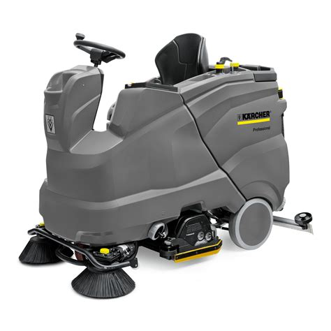 karcher floor scrubber manual ride on floor scrubber b 150 r bp sb karcher
