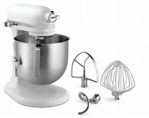 KitchenAid KSM7590 Bowl Lift Stand Mixer Chef39s Complements