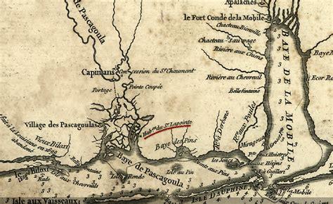 Pascagoula River Map 66181 | VIZUALIZE