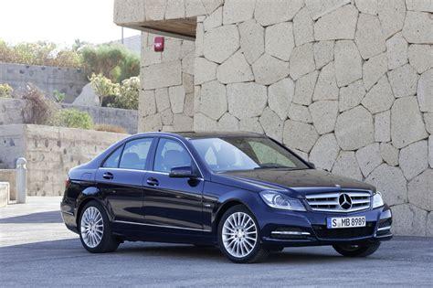 All Mercedes-benz C-class Models Will Feature Hybrid
