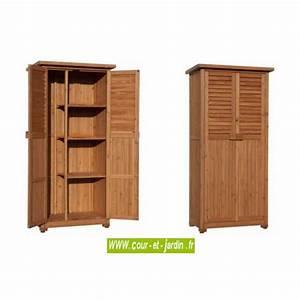 Meuble De Rangement Exterieur : meuble exterieur pour terrasse ~ Edinachiropracticcenter.com Idées de Décoration
