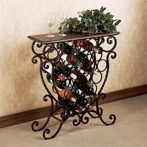 decorative countertop wine rackwine rack 6 bottle With kitchen colors with white cabinets with black wrought iron wall mounted candle holder