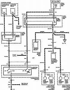 Acura Slx Engine Wire Diagram