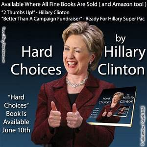 Hillary Clinton's New Book | Hillary Clinton Meme