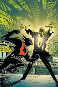 Batman Beyond vs Blight by Bruce Timm | The Geekdom of ...