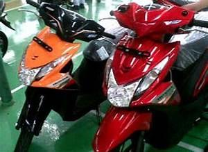 Motor Istriku  Honda Beat Injeksi