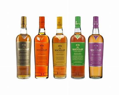 Edition Macallan Series Limited Numbers Whisky