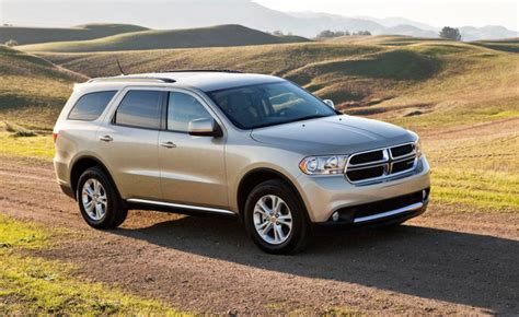2011 Dodge Durango Reviews by 2011 Dodge Durango Review Car Reviews