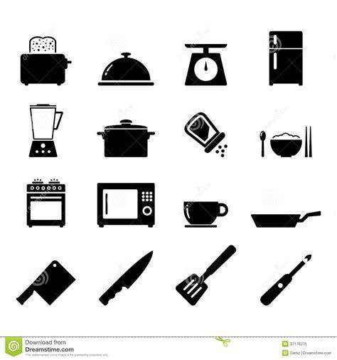 icone cuisine icône de cuisine photo libre de droits image 37176275