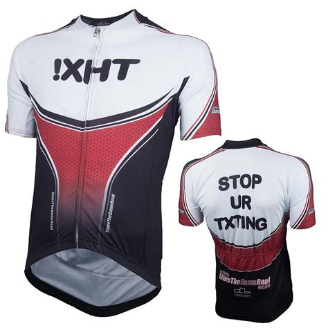 share the damn road cycling jersey bicycling pinterest quot stop ur txting quot cycling jersey sharethedamnroad