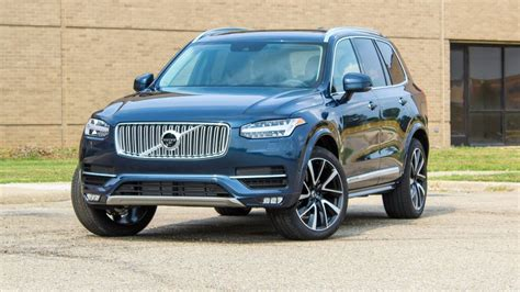 2019 Volvo Xc90 by 2019 Volvo Xc90 Review An Incredibly Satisfying Everyday
