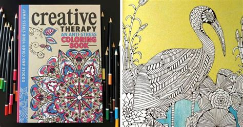 Here Are Five Coloring Books To Help You