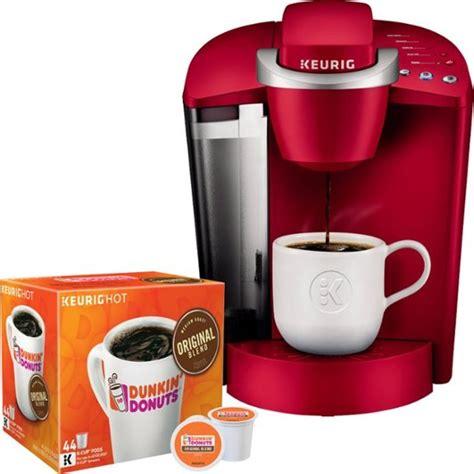 Looking for the best keurig coffee maker? Keurig Single-Serve Coffee Maker and 44-ct K-Cup Pods - Best Buy