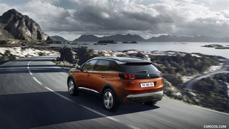 Peugeot 3008 4k Wallpapers by 2017 Peugeot 3008 Rear Three Quarter Hd Wallpaper 2