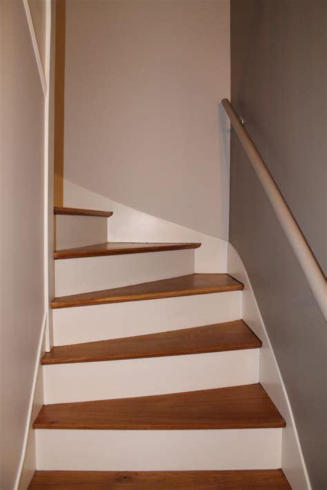 r 233 novation escalier bois d 233 capage marches pour les