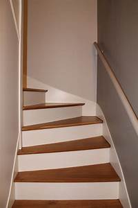 epingle par secrets deco sur decoration d39interieur by With peindre les contremarches d un escalier en bois