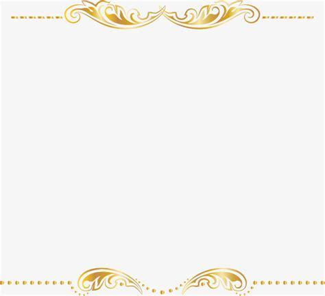 picture frame without golden flower rattan border gold flower vine border