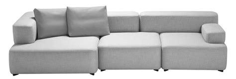 fritz hansen alphabet sofa alphabet straight sofa modular 3 seats l 300 x d 120