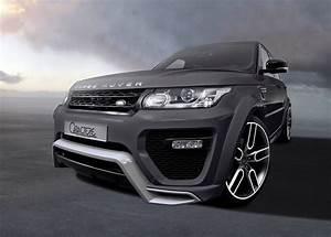 2015 Range Rover Sport With Enhanced Attractiveness
