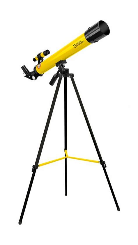 National Geographic 50600 Telescope With Az Mount Bresser