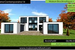 HD wallpapers maison contemporaine ossature bois prix www ...