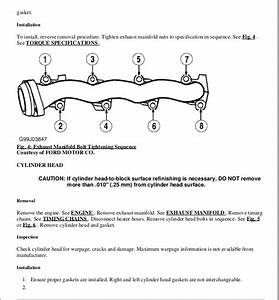 1998 Ford F150 Parts Manual