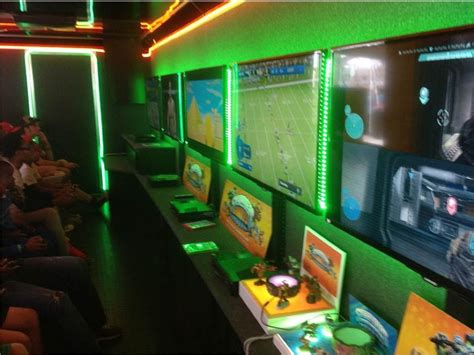Video Games, Laser Tag, And Watertag