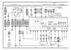 Toyota Avalon 2005 Wiring Diagram