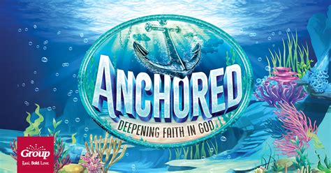 anchored weekend vbs  vacation bible school group