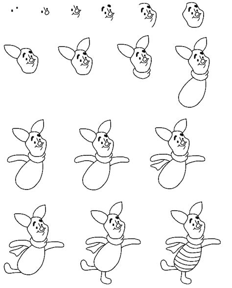 cartoon critters learn  draw lessons