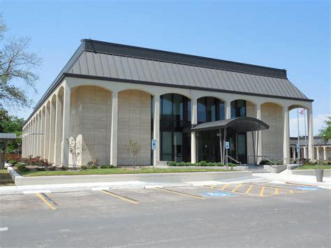 league city hall stoneply