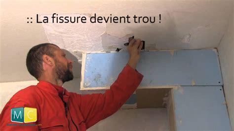renover  plafond  youtube