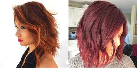 Long Red Hairstyles 2017
